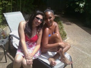 Summer fun w/ my lovely friend Natalie