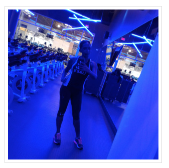 Spin class | thedancingrunner